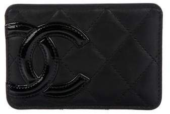Chanel Ligne Cambon Card Case