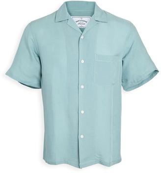Portuguese Flannel Catown Short Sleeve Button Down Shirt