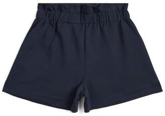 Il Gufo Elasticated-Waist Shorts