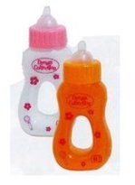 Toysmith OH! So Real Baby Bottle - Milk or Juice