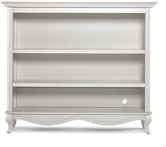 One Kings Lane Lyla Rose Bookcase - White Willow