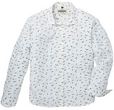 Jacamo Stream Printed Long Sleeve Shirt Long