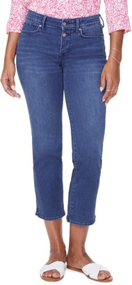 NYDJ Marilyn Straight Leg Ankle Jeans