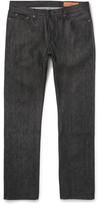 Jean Shop Slim-Fit Selvedge Denim Jeans