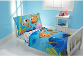 Disney Nemo and Friends 4 Piece Toddler Bedding Set