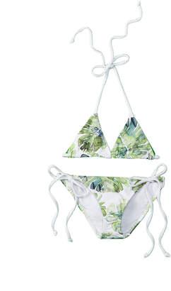Shoshanna Girls' Triangle Bikini