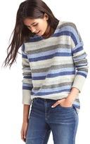 Gap Multi-color stripe sweater