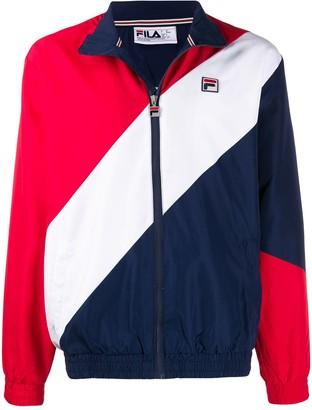 Fila Diagonal Stripe Track Jacket