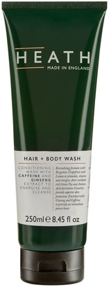 Heath Hair & Body Wash, 250ml