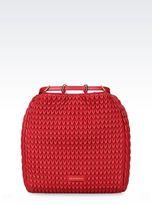 Emporio Armani Matelassé Backpack
