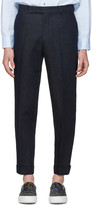 Paul Smith Navy Denim Trousers