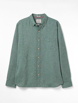 White Stuff Ainsdale Cotton Linen Shirt