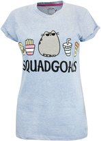Pusheen Womens Pusheen the Cat T-Shirt
