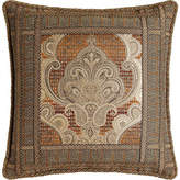 "Dian Austin Couture Home Kamala Pillow, 20""Sq."