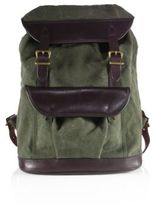 Filson Rugged Canvas Backpack