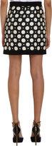 Ungaro Embellished Mini Skirt