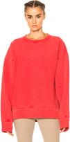 YEEZY Season 3 Diagonal Fleece Sweatshirt