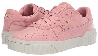 Puma Cali Emboss (Bridal Rose) Women's Shoes