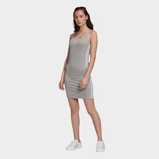 adidas Women's 3-Stripes Spaghetti Strap Dress