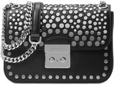 MICHAEL Michael Kors Studded Sloan Medium Chain Shoulder Bag