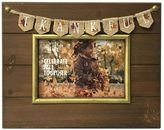 "Celebrate Fall Together ""Thankful"" 4"" x 6"" Wood Frame"