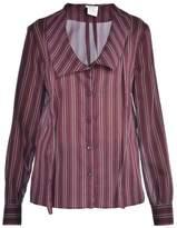 Stella Jean Cotton And Silk Shirt