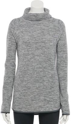 Tek Gear Women's Micro Fleece Turtleneck Tunic