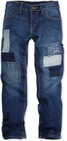 Levi's Limited 511 Patchwork Jeans, Big Boys (8-20) Created for Macy's
