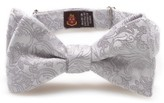 Robert Talbott Men's Paisley Silk Bow Tie