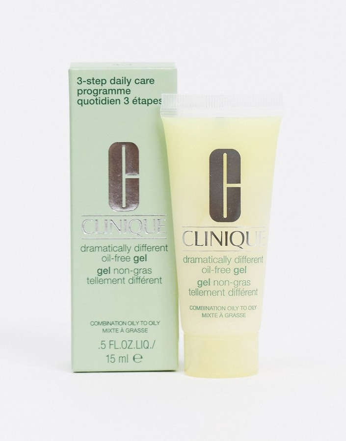 Thumbnail for your product : Clinique Dramatically Different Oil-Control Gel 15ml-No colour