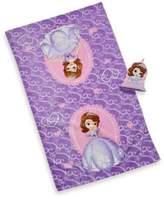 Disney Sofia the First Bath Towel and Wash Mitt Set