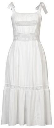 Swildens 3/4 length dress