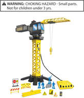 Discovery Kids 20-Pc. Jumbo Motorized Construction Crane Set