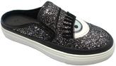 Wild Diva Black Cala Slip-On Shoe