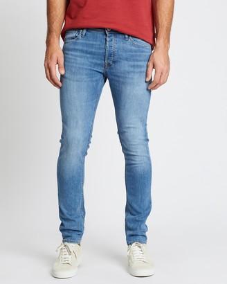 Jack and Jones Glenn Original AM 815 Slim Fit Jeans