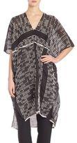 Zero Maria Cornejo Elie Jacquard Dress