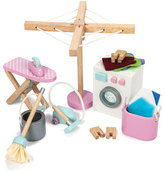 Le Toy Van Wooden Laundry Room Play Set