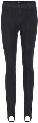 J Brand Maria Stirrup jeans