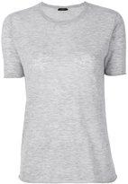 Joseph crew neck T-shirt - women - Cashmere - XS