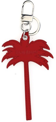 Palm Angels Tree Shaped Key Ring