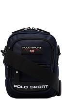 Polo Ralph Lauren logo-printed cross body bag