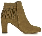 Tabitha Simmons Surrey fringed-suede boots