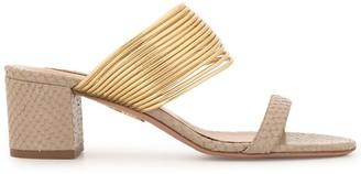 Aquazzura Rendez Vous 50 sandals