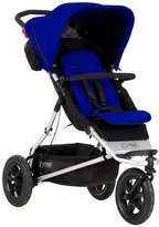 Mountain Buggy Inline Double Stroller - 2015 - Marine