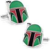 Star Wars STARWARS Boba Fett Helmet Cuff Links