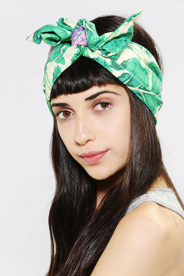 Urban Outfitters Cult Gaia Garden Headwrap