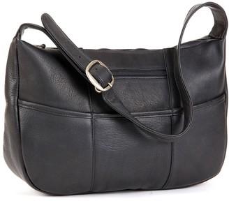 Le Donne Leather Quick Slip Shoulder Bag