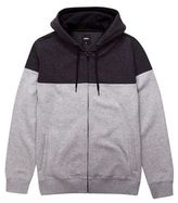 Burton Mens Charcoal Cut and Sew Hoodie