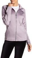 The North Face Quail Grey Agave Zip Jacket