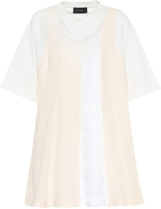 Joseph Silk and cotton top